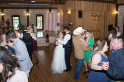 Fervent Designs Wedding Reception
