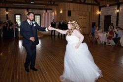 First Dance at THE SPRINGS