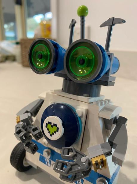 Toby's Robot Build