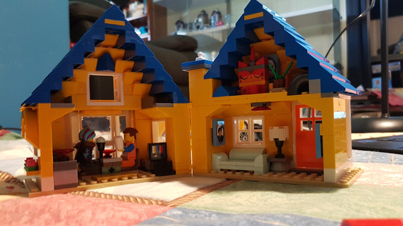 Aidan's Lego Movie 2 Build