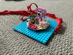 Zoe's Easter Build