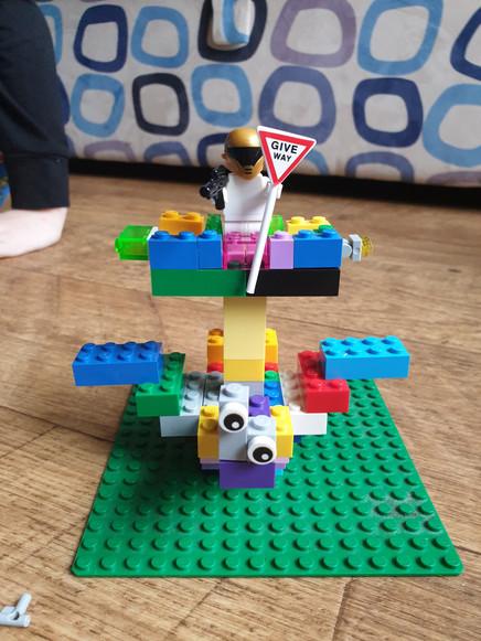 Hamish's Planet Build