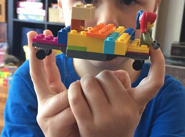 Gideon's Car Build