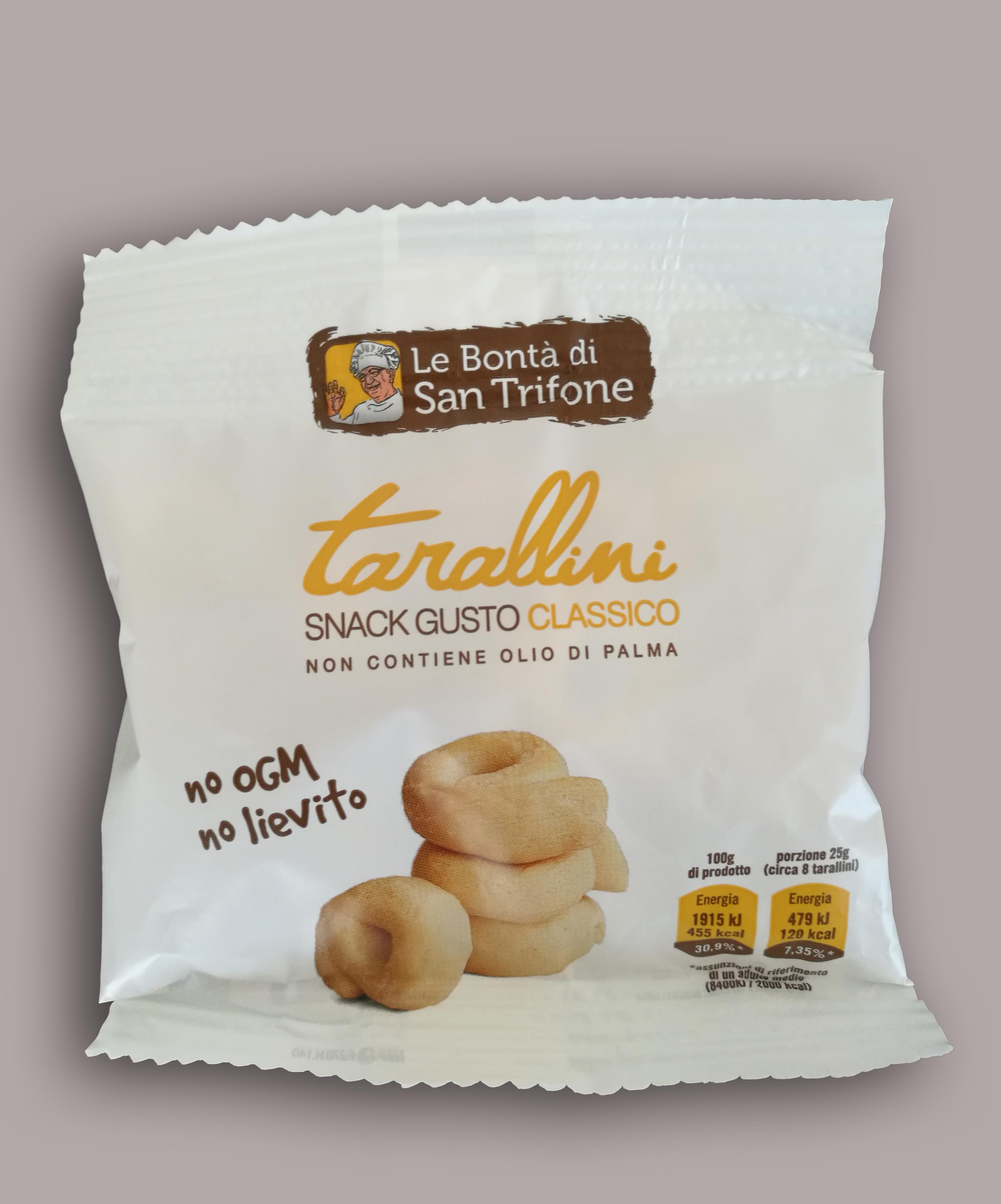 Taralli Friabili (gusto classico)
