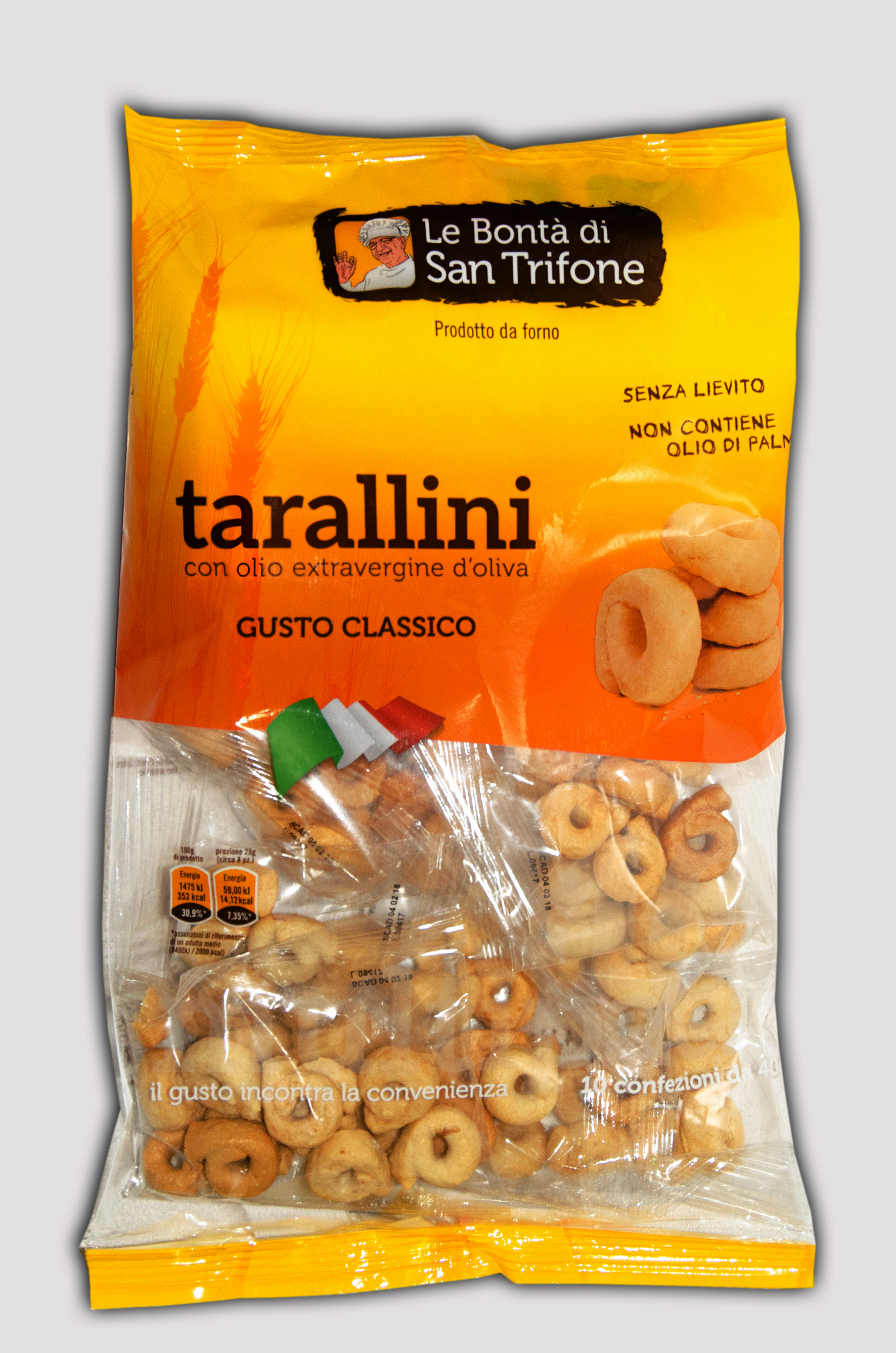 Taralli Multipack (400 grams)