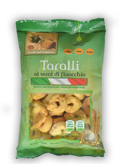 Taralli Friabili (semi di finocchio)