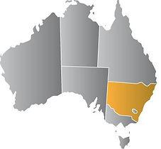 NSW, Australia.