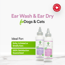 Ear Wash and Dry