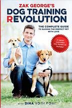 ZACK GEORGE DOG TRAINING REVOLUTION