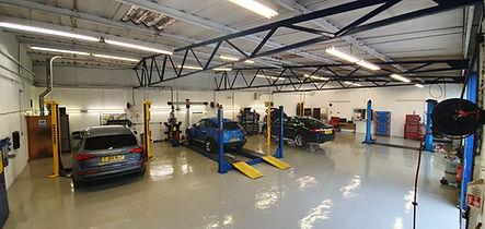 Workshop unit c