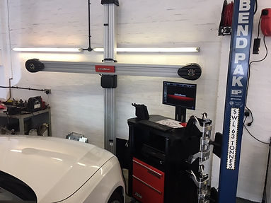 snap on 4 wheel alignment