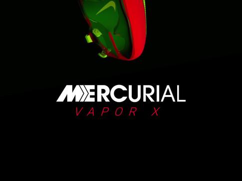 Mercurial Vapor X