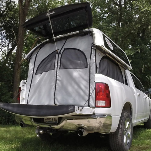 TopperLift Kit With Contractor Camper Package
