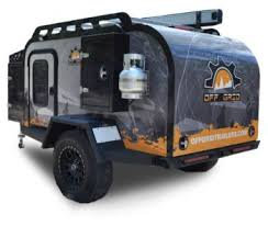 Off Grid Trailers - Pando 2.0