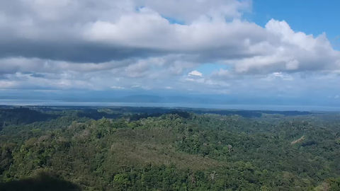 360 degree aerial view from Chimpol