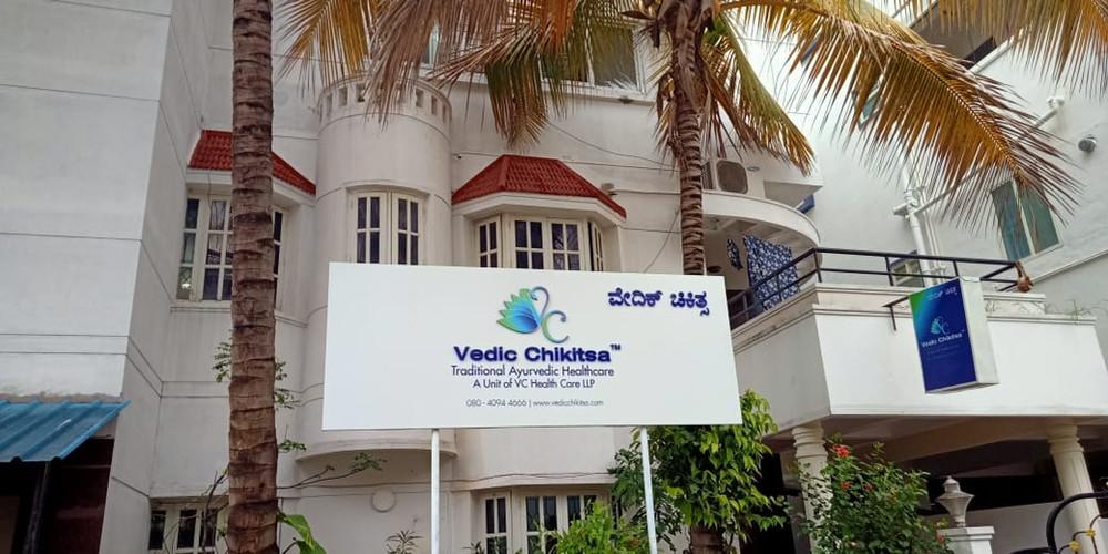 Vedic Chikitsa Bangalore