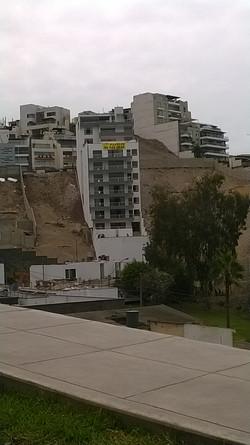 Vista del edificio