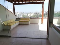 Sala en terraza