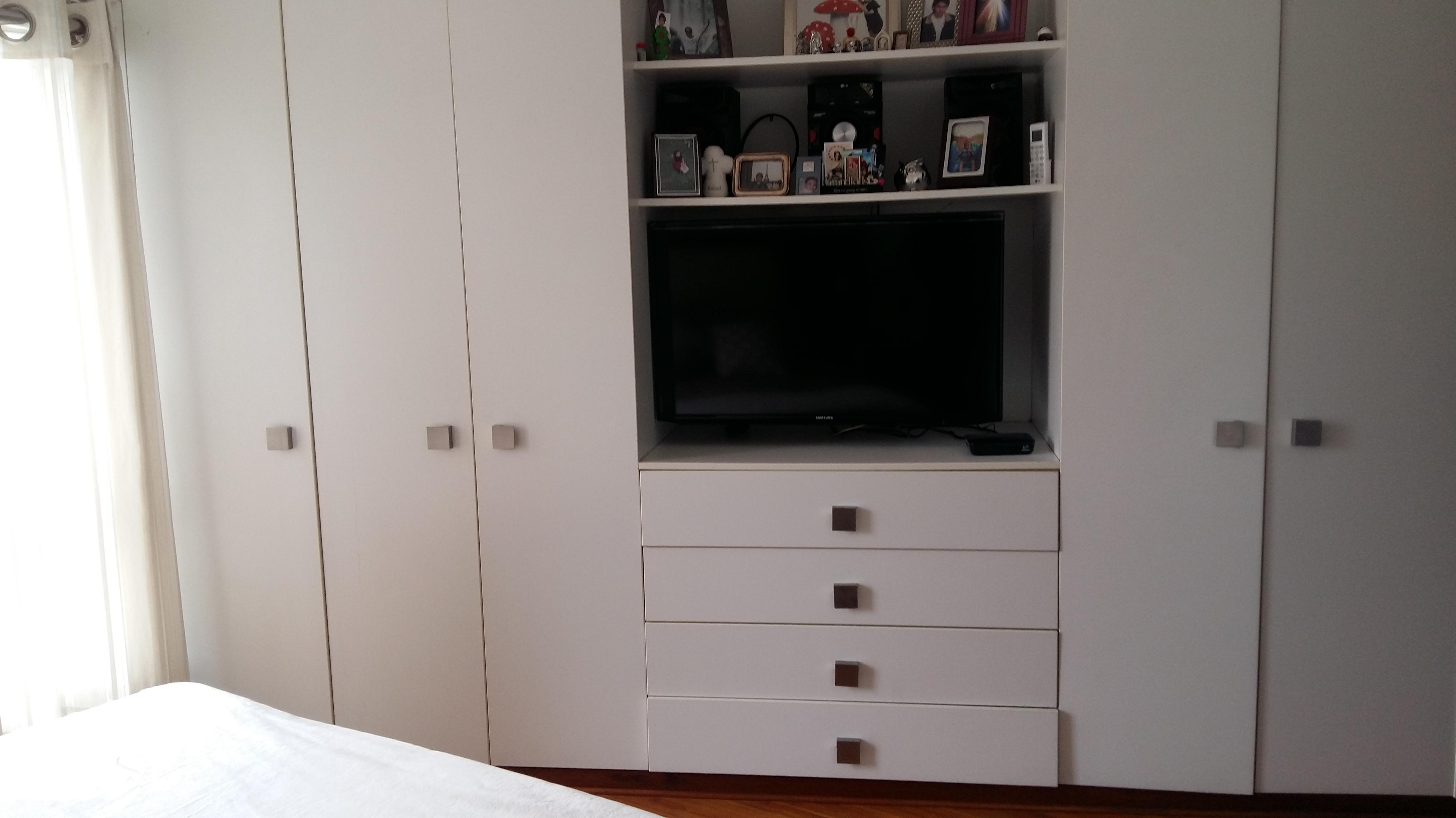 Closets Dormitorio Principal