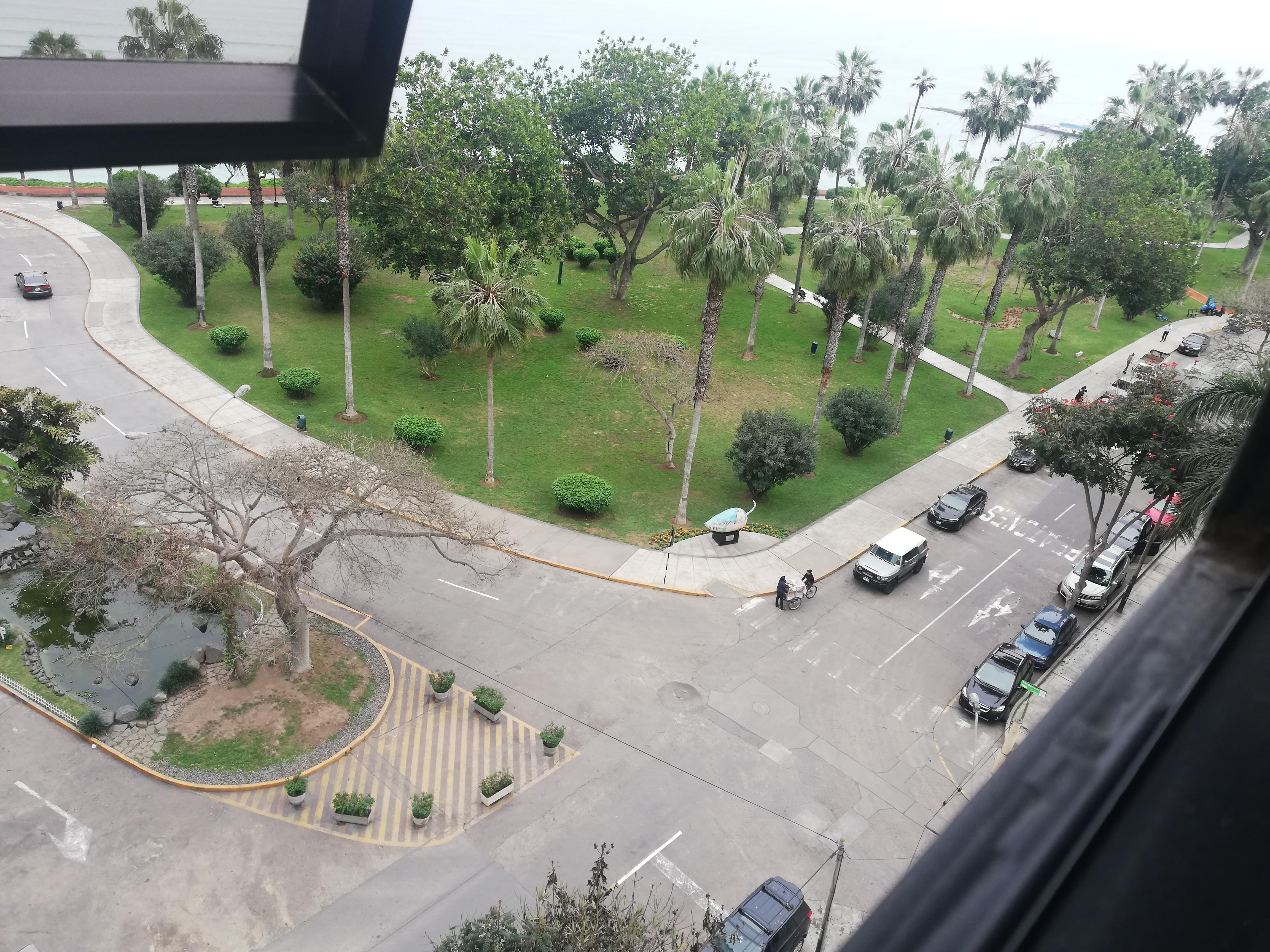 Vista desde Sala Comedor
