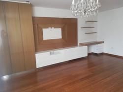 9 Dormitorio principal con tocador, clos