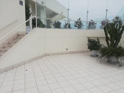 Amplias terrazas en areas comunes