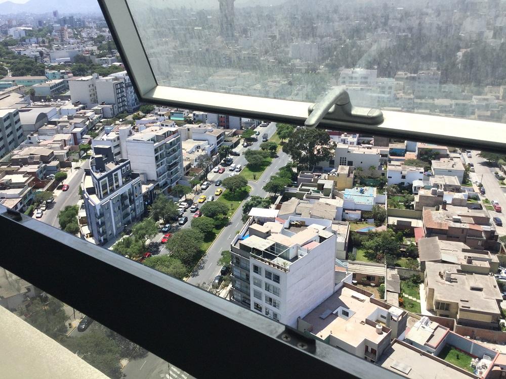 Vista Desde Oficina