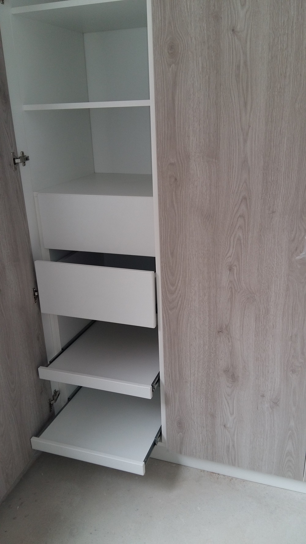 Closet Dormitorio 3 p