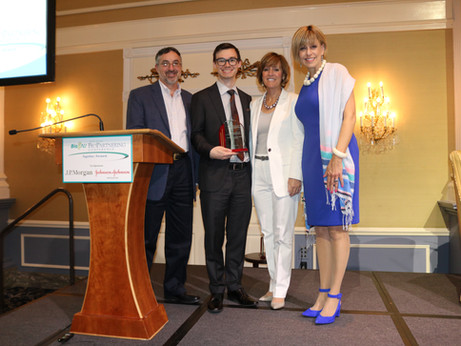 OMT CEO WINS BIONJ's inaugural start-up pitch competition at biopartnering conference