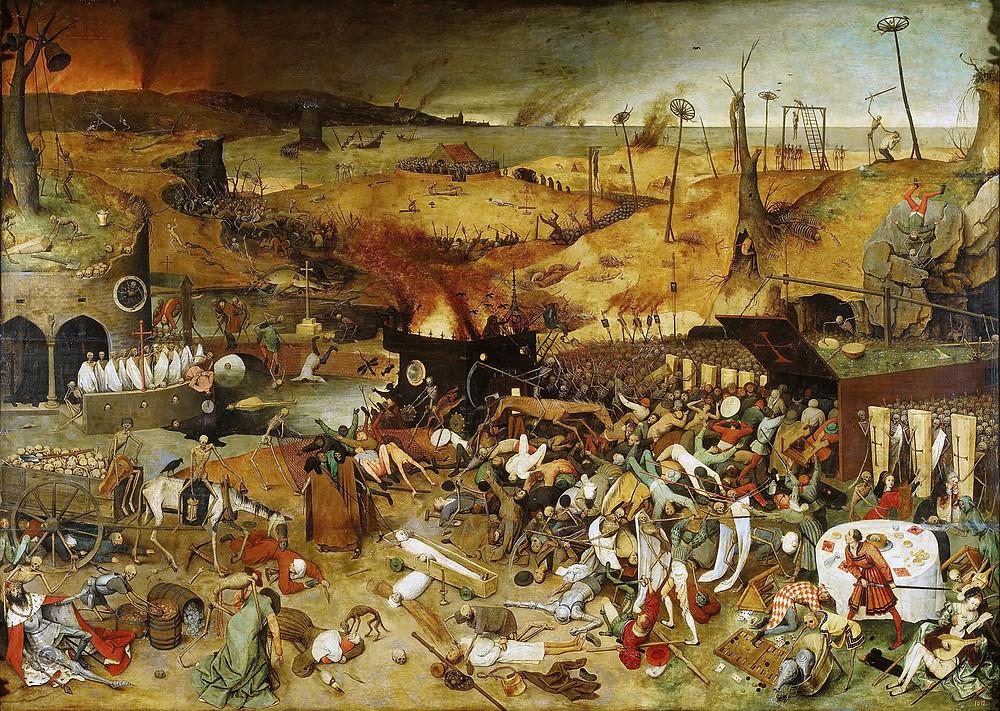 Триумф смерти (1562)
