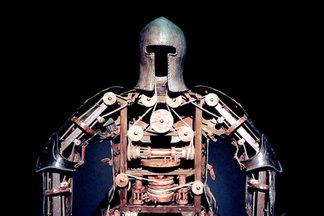 Боевые Роботы да Винчи и Всадник без Головы