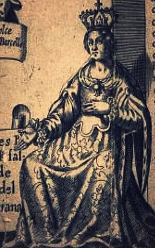 Matilda of Savoy (1125–1158) was the first Queen of Portugal as the wife of King Afonso I. Her parents were Amadeus III, Count of Savoy & Mahaut of Albon. Among her children was Urraca (1151–1188), who married King Ferdinand II of León.