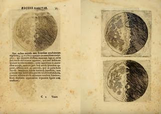 Перевод книги Галилео Галилея «Звездный вестник» - Sidereus Nuncius, Galileo Galilei 1564-1642.