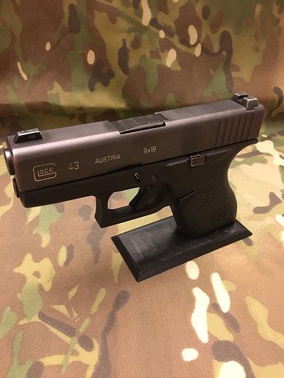 G43 Pistol Stand