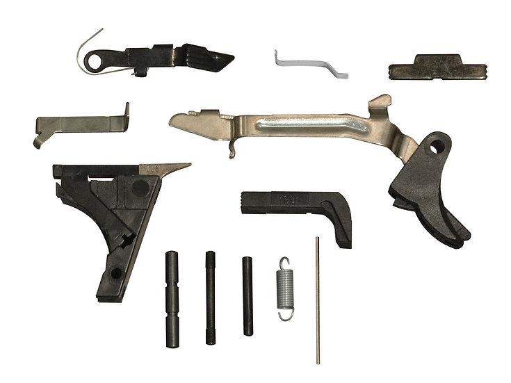 Glock 19 G19 Upgraded Lower Parts Kit