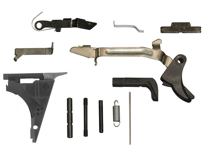 Glock 23 Upgraded Lower Parts Kit