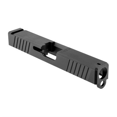 Polymer 80 PS9v1 DLC Black with FREE CHANNEL LINER