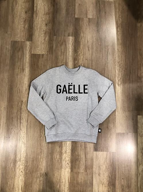 Felpa Gaëlle Grigia
