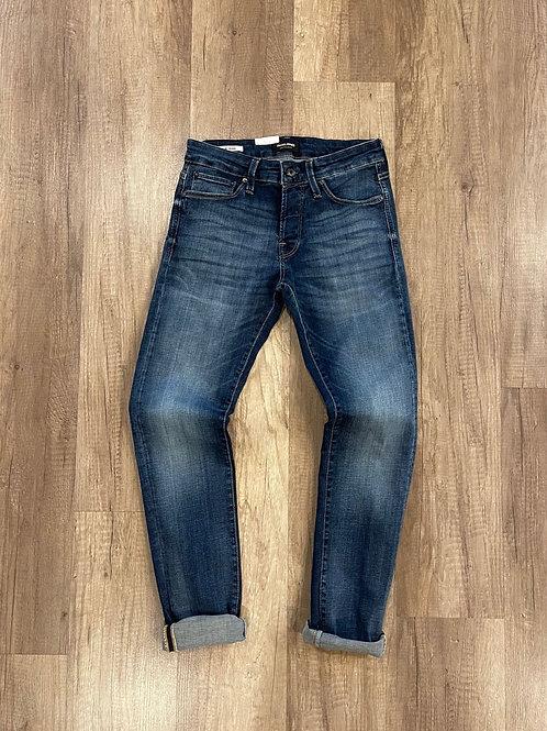 Jeans Jack and Jones Lavaggio Scuro Slim