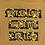 Thumbnail: T-shirt Over-D Senape Scritta