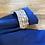 Thumbnail: Camicia Lino Blu Slim Fit
