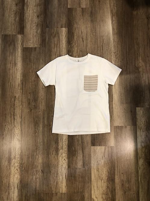 T-shirt Imperial con Taschino Rigato