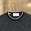 Thumbnail: Maglia Selected Blu Dettagli Bianchi