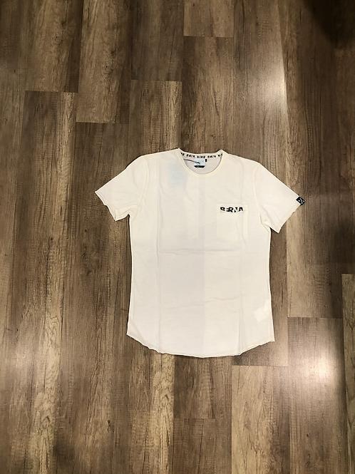 T-shirt Berna Vintage Bianca