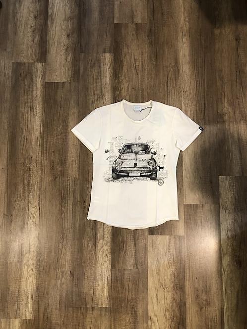 T-shirt Berna Bianca 500