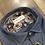 Thumbnail: Camicia Effetto Denim Dettagli Damascati  Slim Fit