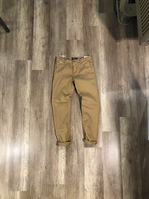 Pantalone Replay Regular Beige Hiperflex