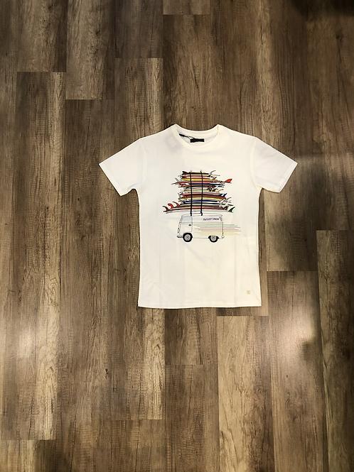 T-shirt Outfit Fantasia Surf Minivan