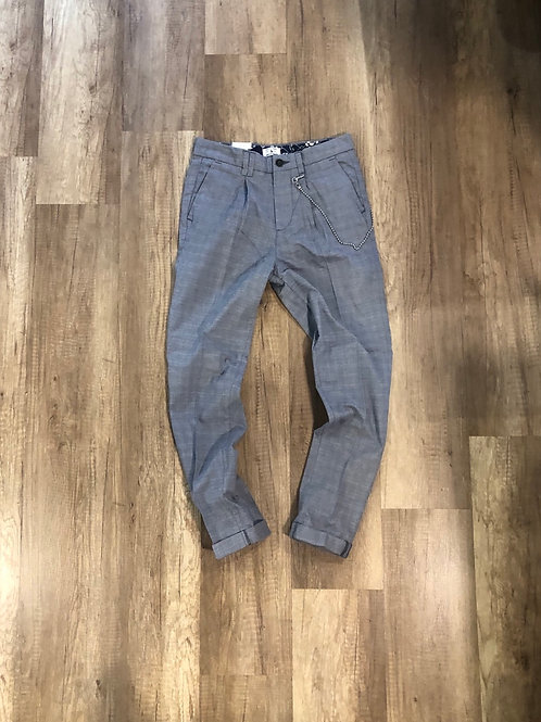 Pantalone Jack & Jones Grigio Microfantasia
