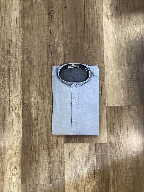 Camicia Jack & Jones Coreana Azzurra
